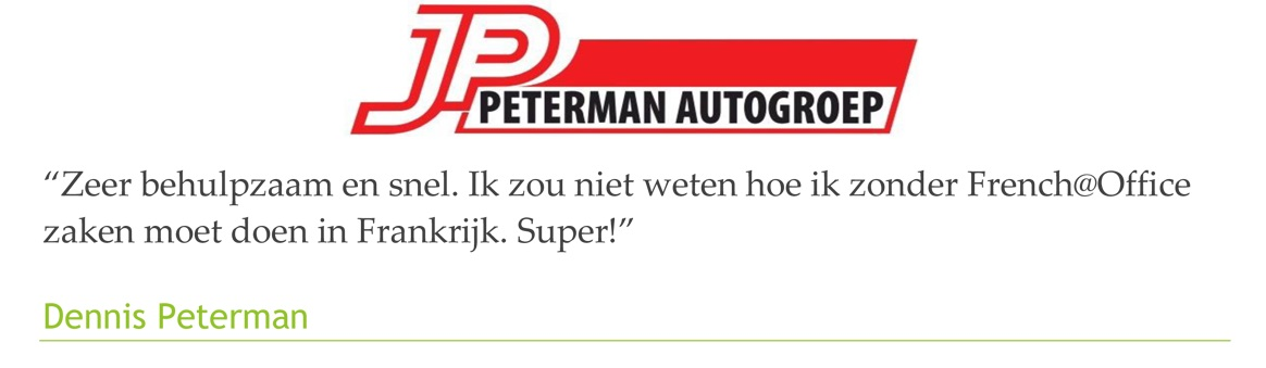 JP Peterman Autogroep